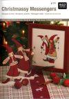 Karácsony hírnökei - Rico leszámolható keresztszemes mintafüzet