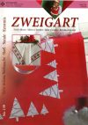 Ünnepvárás - Zweigart leszámolható keresztszemes mintafüzet