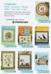 Kedvenc madaraink - Zweigart leszámolható keresztszemes mintafüzet