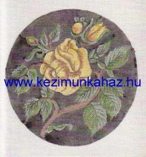 Rózsa 9 - Előfestett gobelin