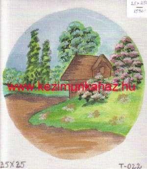 Tavasz - előfestett gobelin