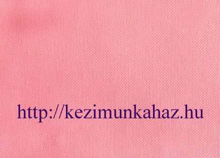 Aida 14 count rózsaszín