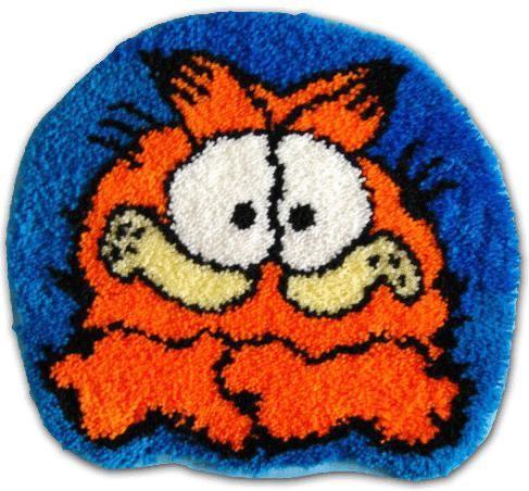 Garfield - subaszőnyeg készlet