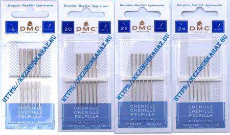 Hegyes hímzőtű - szalaghímzéshez - DMC