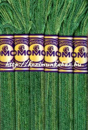 DMC color variations 4045 kekizöld-fűzöld-zöld osztott hímzőfonal