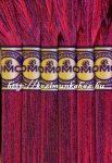 DMC color variations 4210 lila-padlizsán-sötét ciklámen osztott hímzőfonal