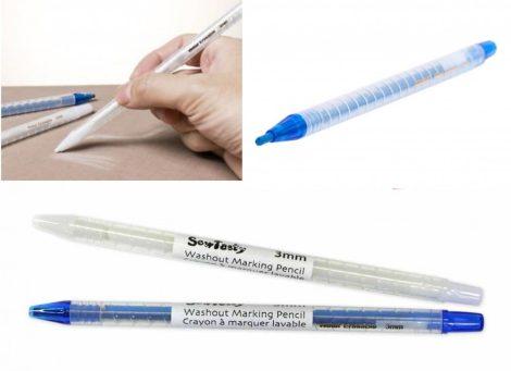 Jelölő ceruza - vízzel oldódó