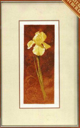 Iris - Heritage leszámolható keresztszemes készlet