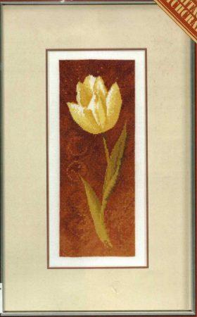 Tulipánt - Heritage leszámolható keresztszemes készlet