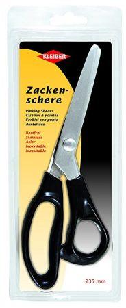 Cikk-cakk olló - Kleiber