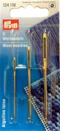 Pulóver összeállító és szőnyegvarró tű készlet
