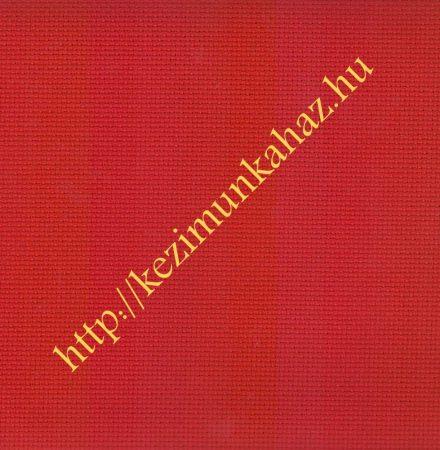 Aida 14 count piros - Permin