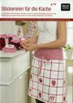 Hímzések a konyhában - Rico leszámolható keresztszemes mintafüzet