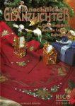 Karácsonyi harangok terítő minták - Rico leszámolható keresztszemes mintafüzet