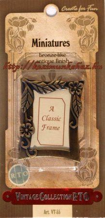 Miniatűr képtartó - RTO Vintage Collection