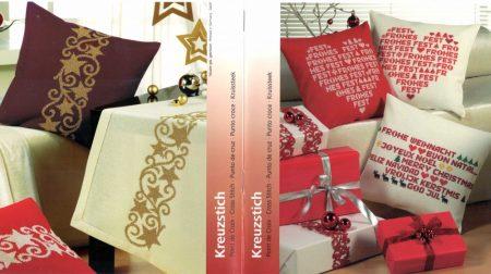 Karácsonyi varázslat - Zweigart leszámolható keresztszemes mintafüzet