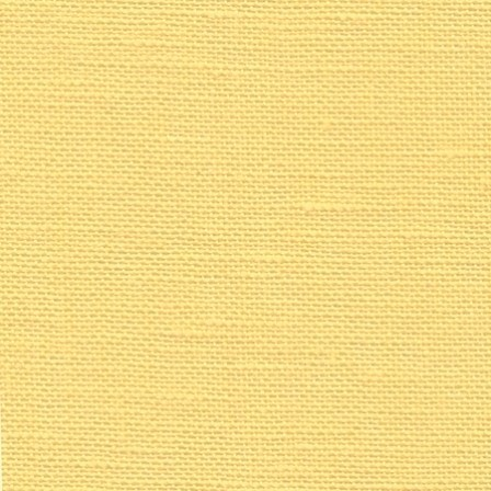 Hímzővászon - sárga - Zweigart