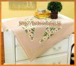 Margaréták - előfestett asztal terítő