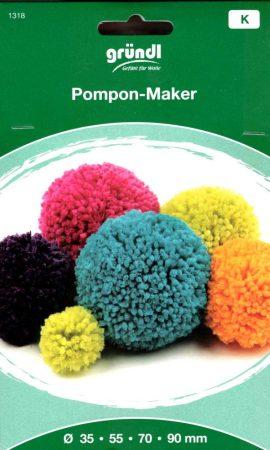 Pom-pon készítő
