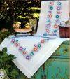 Csillagvirág - előfestett asztalterítő