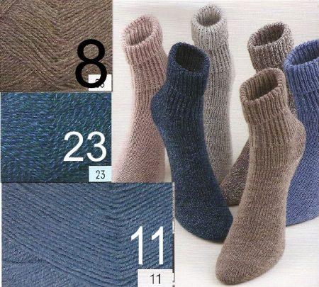 Hot socks uni 50 zoknikötő fonal