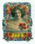 Boldog békeidők - ruhára vasalható matrica