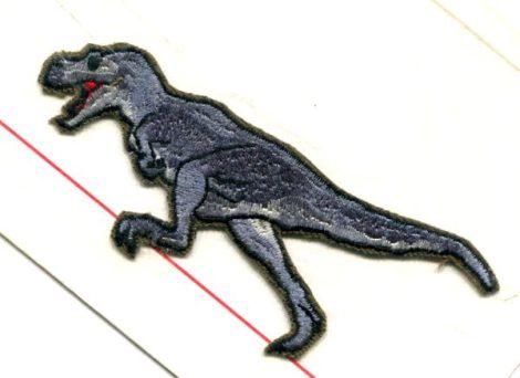 Dinoszaurusz - ruhára vasalható textil matrica
