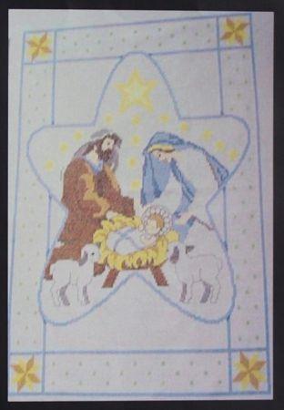 A születés - előfestett kép