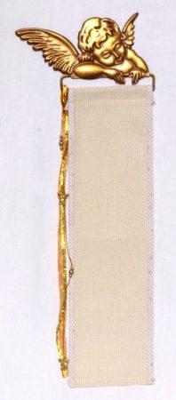 Hímezhető banner készlet - angyal - arany