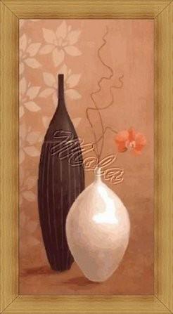 Vázák - előnyomott gobelin