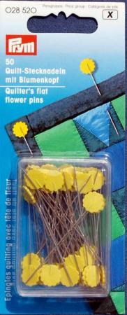 Gombostű - virág fejű