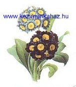 Virágcsokor - Tűgobelin