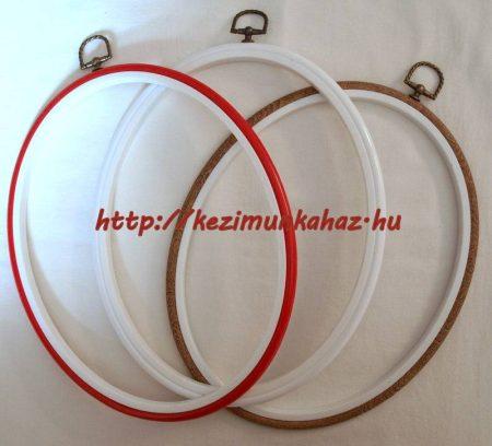Műanyag keret 20x25,5 cm