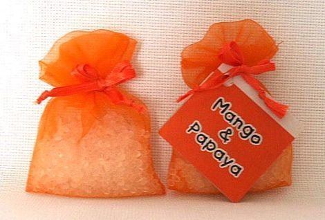 Illatzsákba illatosító szütyő - mango és papaya