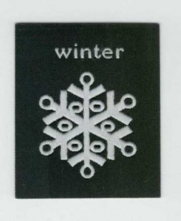 Hópihe - ruhára vasalható textil matrica