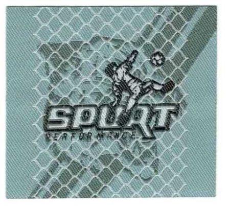 Sport - ruhára vasalható textil matrica