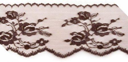 Csipke 69 - 70 mm - barna