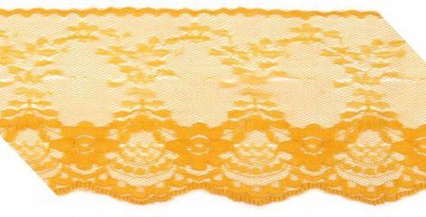 Csipke 66 - 100 mm - sárga