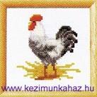 Kakas - Vervaco leszámolható keresztszemes készlet
