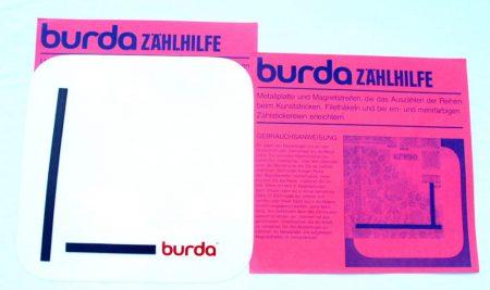 Mágnes tábla - Burda