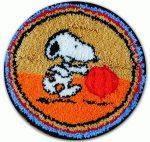 Snoopy - subaszőnyeg készlet