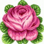 Rózsa - óriás subaszőnyeg készlet