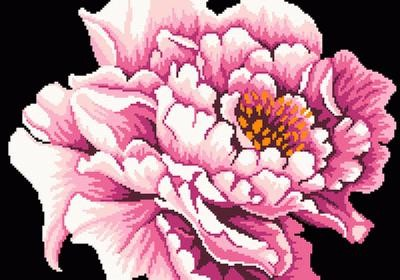 Virág - óriás subaszőnyeg készlet